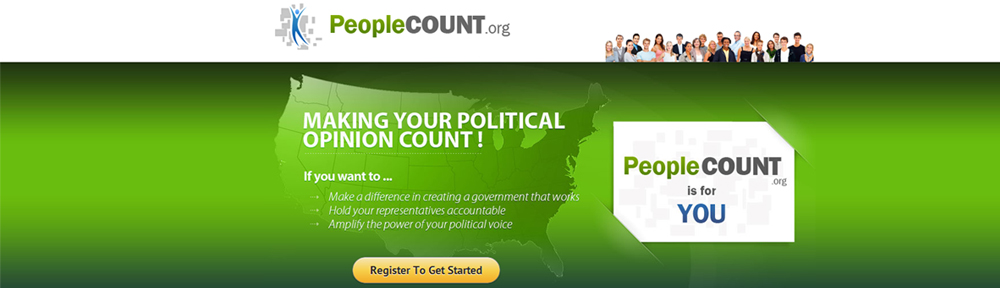 Blog of PeopleCount.org